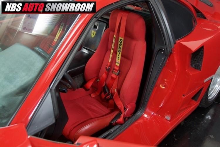 """Xe re tien My """"nhai"""" sieu xe Ferrari F40 gia 293 trieu-Hinh-6"""