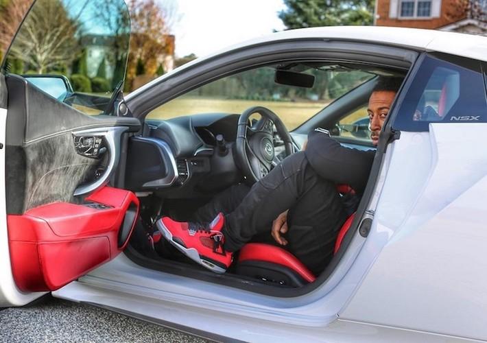 "Sao Fast & Furious ""tau"" sieu xe Acura NSX gia 3,5 ty-Hinh-6"