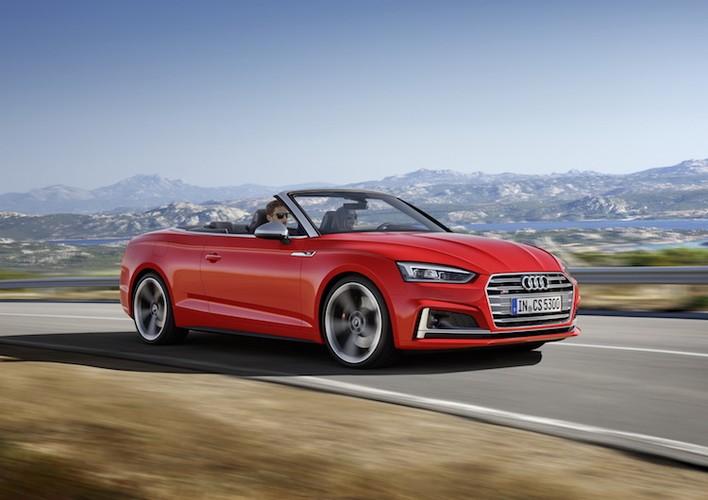 """Mui tran """"sang chanh"""" Audi A5 Cabriolet san sang lo dien-Hinh-10"""