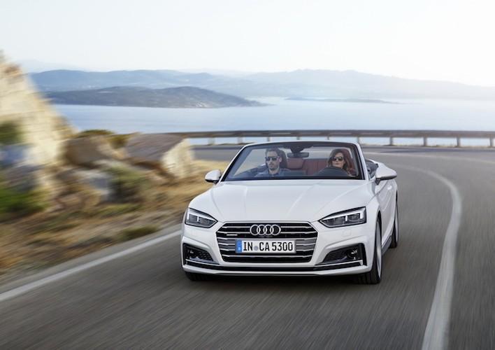 """Mui tran """"sang chanh"""" Audi A5 Cabriolet san sang lo dien-Hinh-2"""
