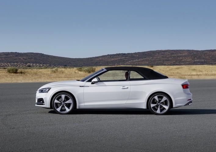 """Mui tran """"sang chanh"""" Audi A5 Cabriolet san sang lo dien-Hinh-4"""
