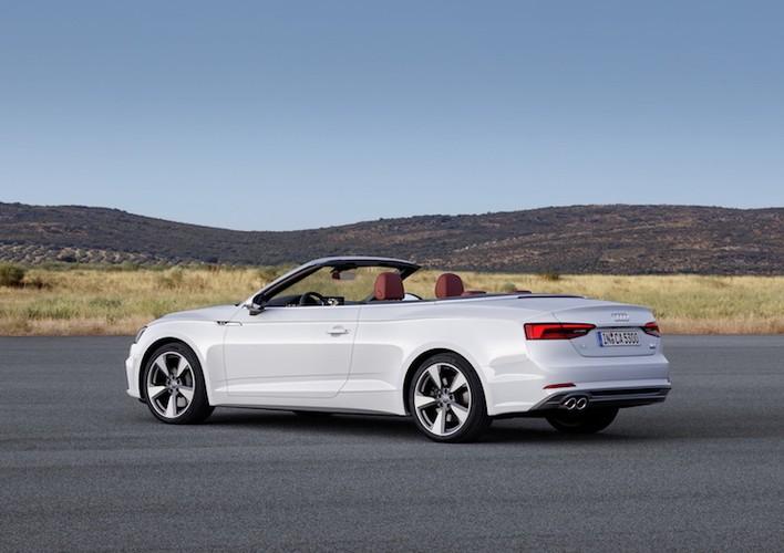 """Mui tran """"sang chanh"""" Audi A5 Cabriolet san sang lo dien-Hinh-5"""