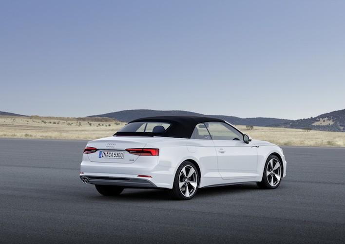 """Mui tran """"sang chanh"""" Audi A5 Cabriolet san sang lo dien-Hinh-6"""