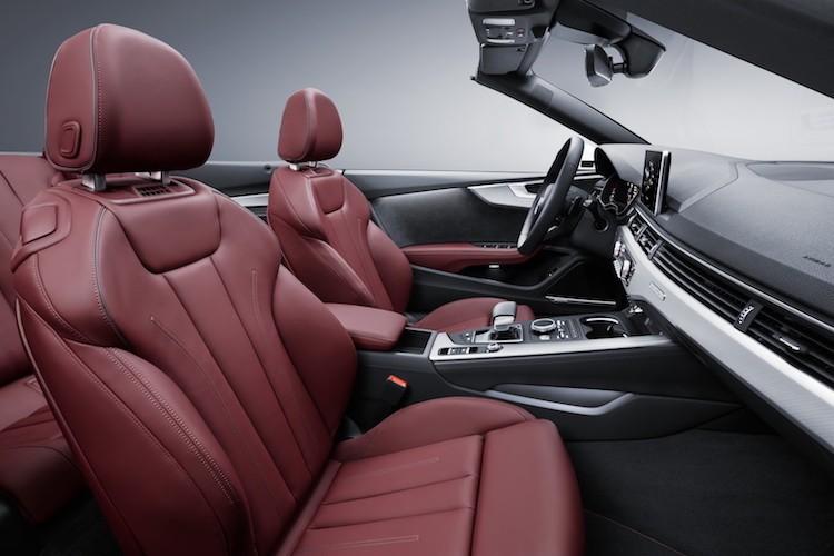 """Mui tran """"sang chanh"""" Audi A5 Cabriolet san sang lo dien-Hinh-8"""