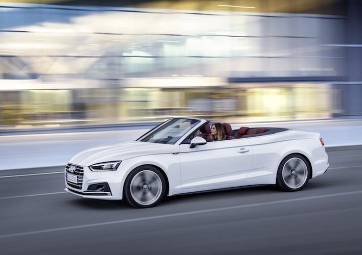 """Mui tran """"sang chanh"""" Audi A5 Cabriolet san sang lo dien-Hinh-9"""