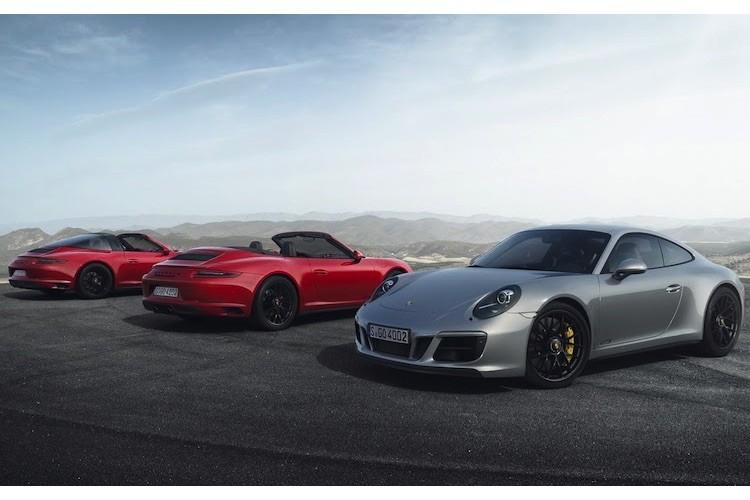 Soi loat sieu xe Porsche 911 GTS gia tu 2,95 ty