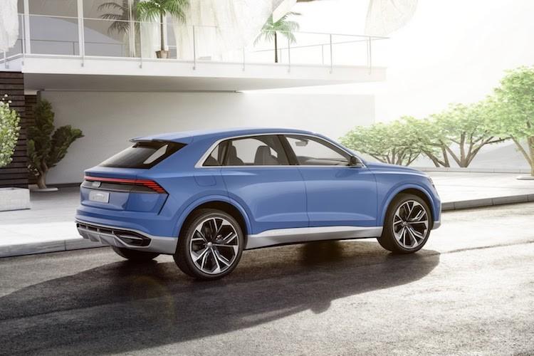 SUV coupe Audi Q8 sang chanh va doc hon Q7-Hinh-3