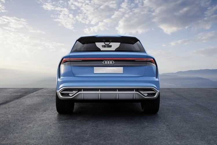 SUV coupe Audi Q8 sang chanh va doc hon Q7-Hinh-9