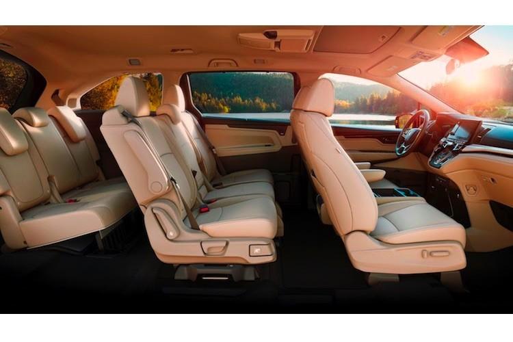 """Xe gia dinh """"sieu tien loi"""" Honda Odyssey 2017 co gi?-Hinh-6"""