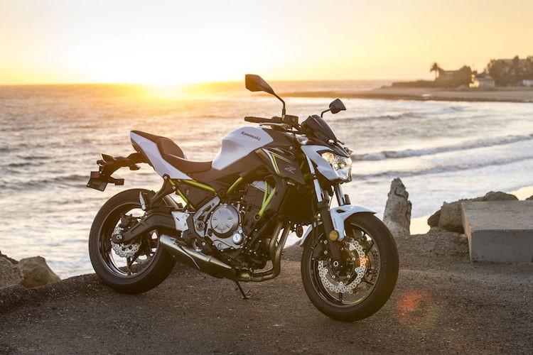 Kawasaki Z650 gia 218 trieu dong sap ra mat tai VN