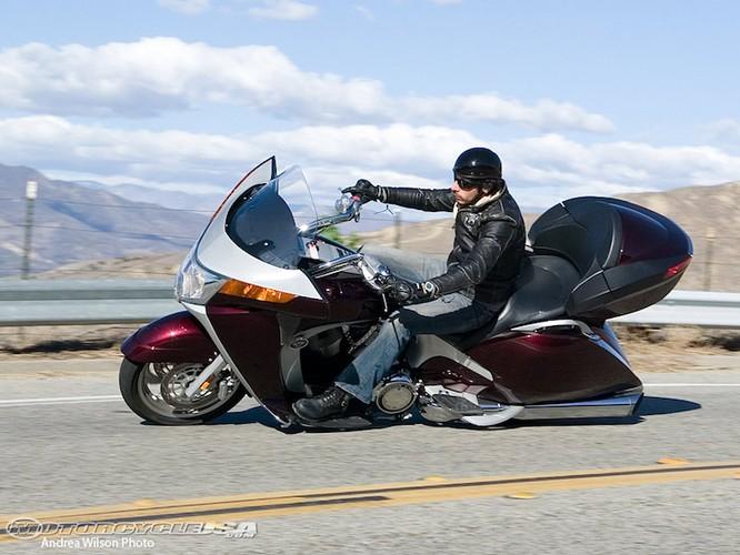 """Thuong hieu moto Victory bi """"khai tu"""