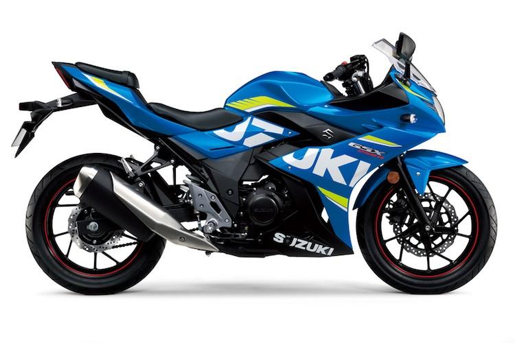Chi tiet Sportbike Suzuki GSX250R gia 101 trieu dong