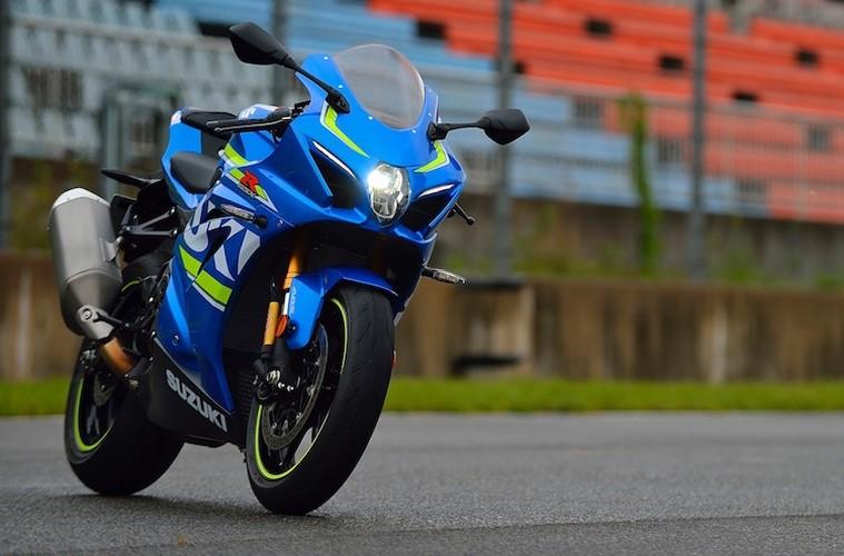 """Dau"" Yamaha R1, Suzuki GSX-R1000 chot gia 329 trieu"