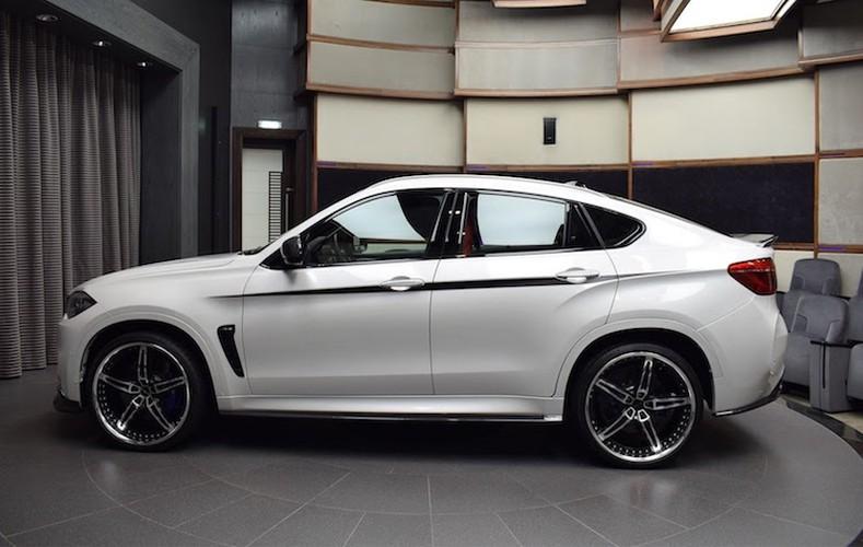 "Ngam BMW X6M do ""full do hieu"" cua dai gia A Rap-Hinh-4"