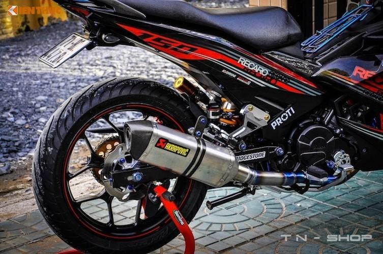 Yamaha Exciter 150 do do choi dat gia tai Viet Nam-Hinh-6