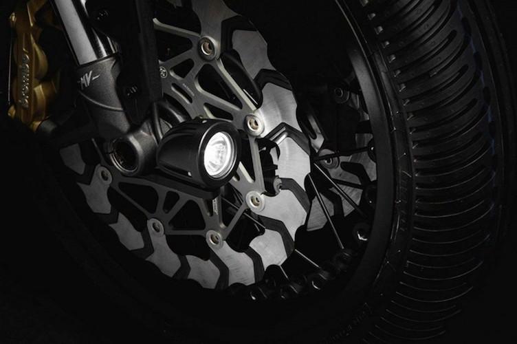 Moto MV Agusta Dragster 800 Blackout cafe racer sieu doc-Hinh-3