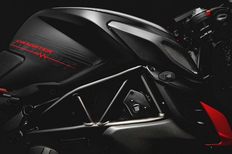 Moto MV Agusta Dragster 800 Blackout cafe racer sieu doc-Hinh-4