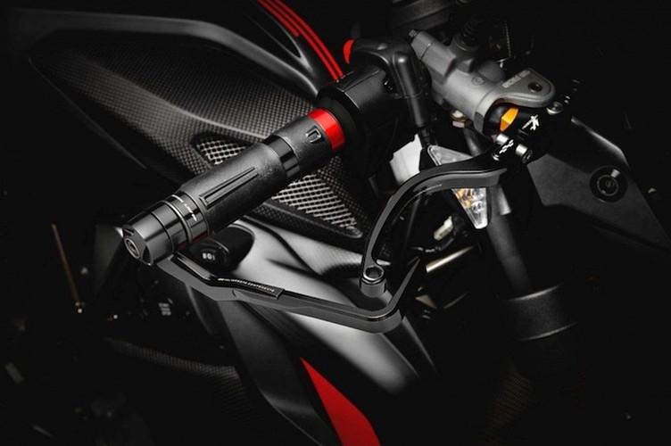 Moto MV Agusta Dragster 800 Blackout cafe racer sieu doc-Hinh-7