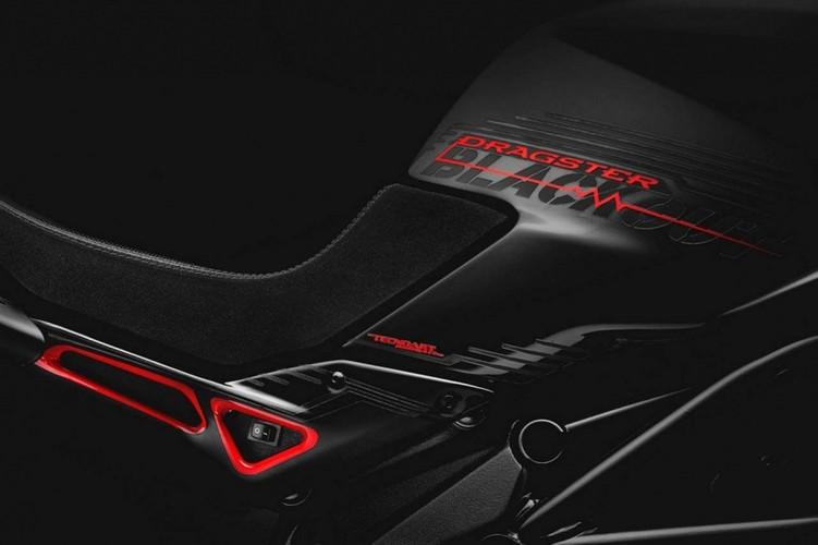 Moto MV Agusta Dragster 800 Blackout cafe racer sieu doc-Hinh-8