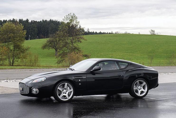 "Sieu coupe hang sang ""doc ban"" Aston Martin DB7 Zagato"