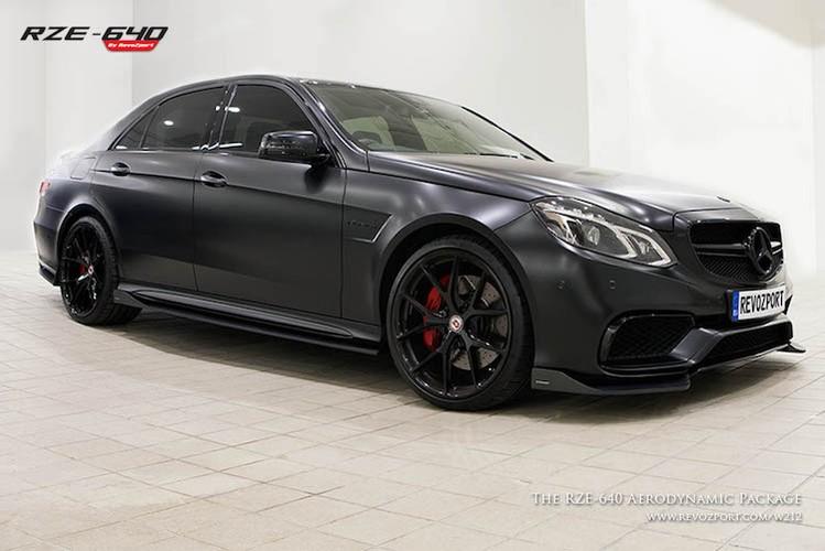 """Mercedes-AMG E63 doi cu """"dang cap"""" voi goi do Revozport"""