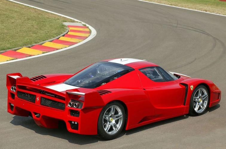 """""""Diem danh"""" loat sieu xe dua XX cuc khung cua Ferrari-Hinh-2"""