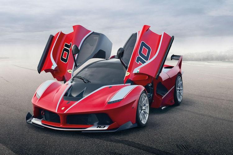 """""""Diem danh"""" loat sieu xe dua XX cuc khung cua Ferrari-Hinh-7"""