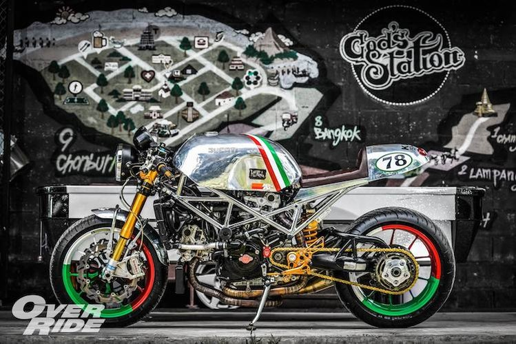 "Soi ""Ly cafe Y"" dam dac tu Ducati Monster 900-Hinh-2"