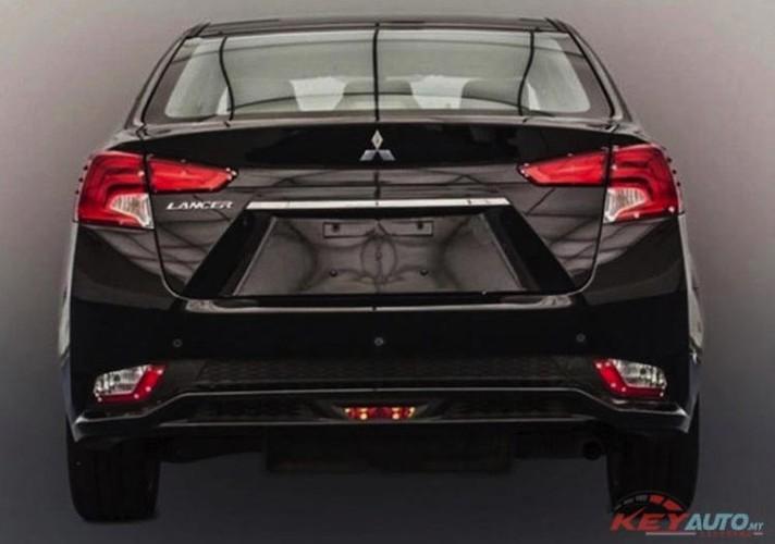 Mitsubishi Grand Lancer moi gia tu 500 trieu tai Dai Loan-Hinh-4