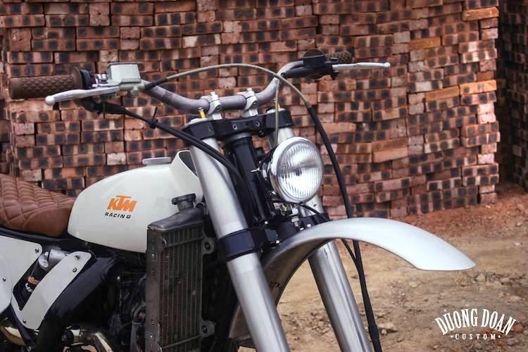 "Tho Viet do ""cao cao Tay"" KTM 350 EXC sieu chat-Hinh-3"