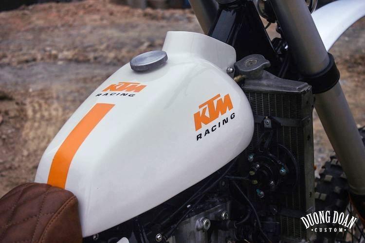 "Tho Viet do ""cao cao Tay"" KTM 350 EXC sieu chat-Hinh-4"