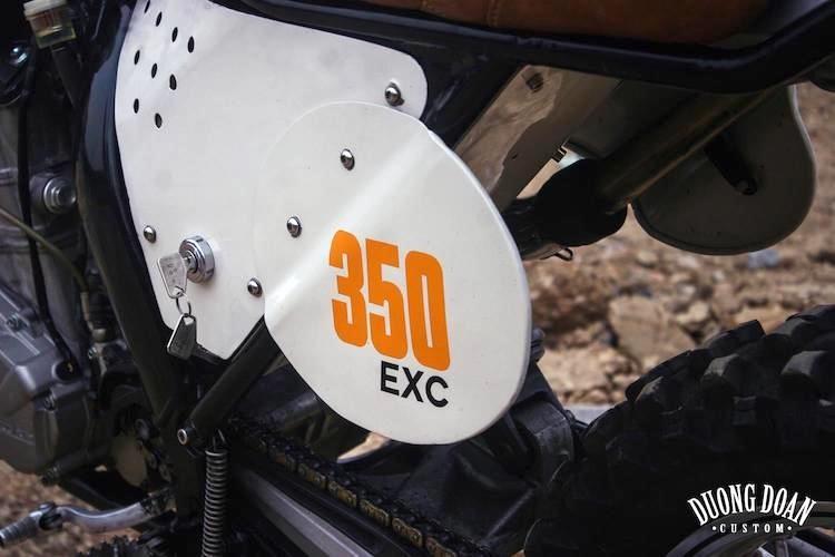 "Tho Viet do ""cao cao Tay"" KTM 350 EXC sieu chat-Hinh-5"