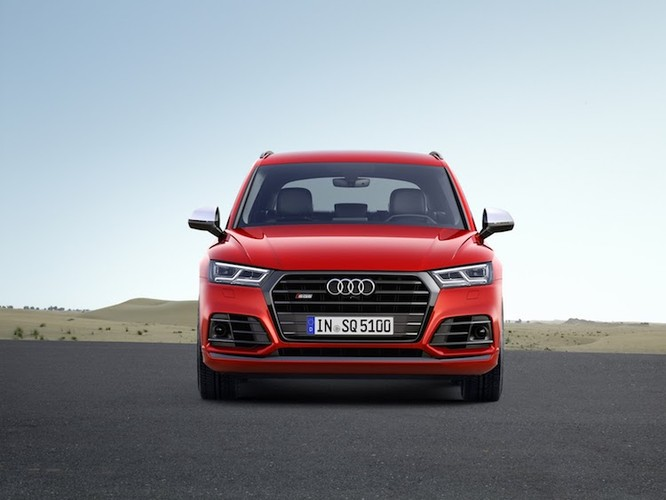 """Crossover the thao Audi SQ5 2018 """"chot gia"""" 1,4 ty dong-Hinh-2"""