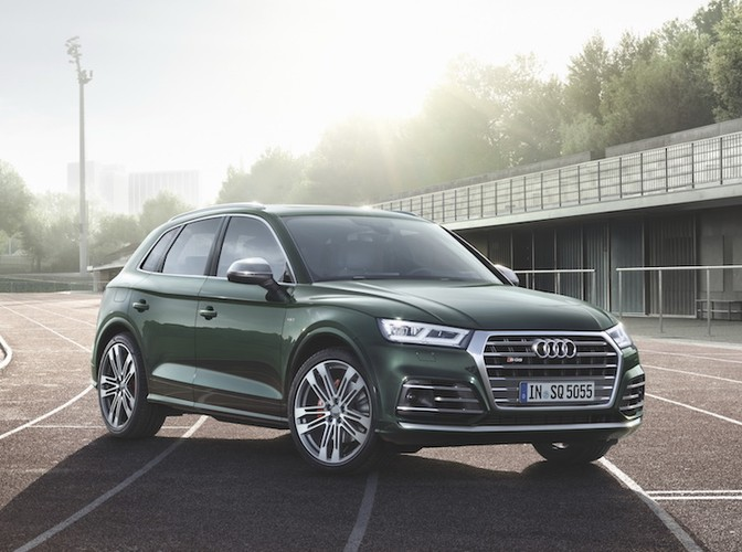 """Crossover the thao Audi SQ5 2018 """"chot gia"""" 1,4 ty dong-Hinh-5"""