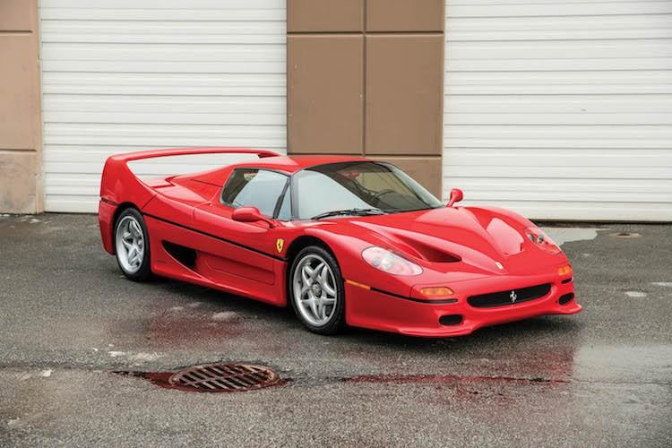 "Ferrari cua ""vua dam boc"" Mike Tyson thet gia 52,4 ty"
