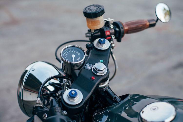 Honda CB550K do cafe racer cuc chat gia 205 trieu-Hinh-5