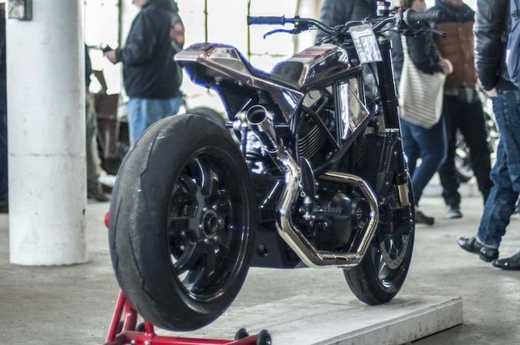 "Ngam Harley-Davidson Street 750 ""lot xac"" tracker sieu doc-Hinh-9"