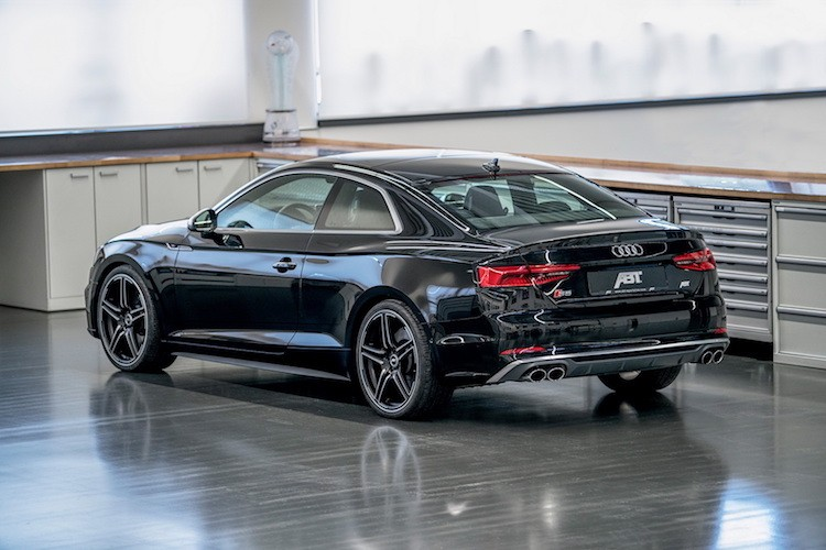 Coupe the thao Audi S5 chat hon voi goi ABT Sportsline-Hinh-3