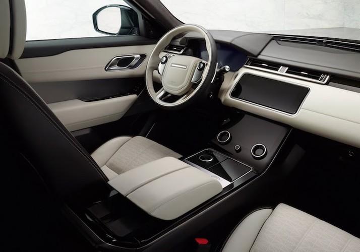 Range Rover Velar gia tu 1,1 ty