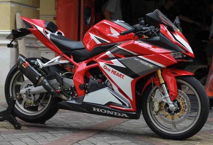 "Honda CBR250RR ""len do choi"" cuc doc tai Indonesia-Hinh-2"