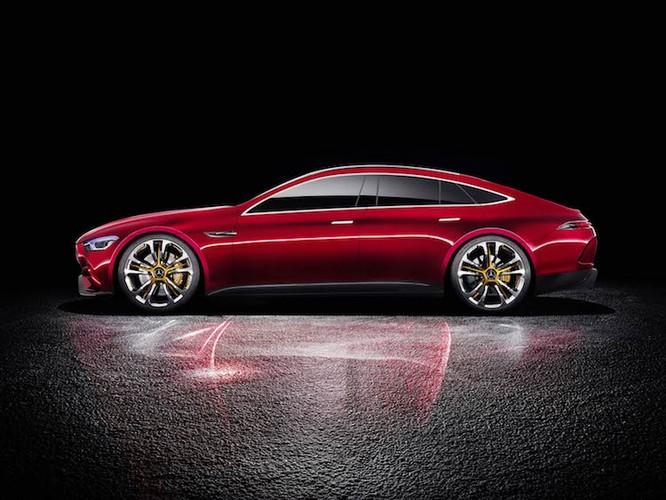 "Xem truoc sieu xe Mercedes-Benz AMG GT ""sieu dep""-Hinh-3"