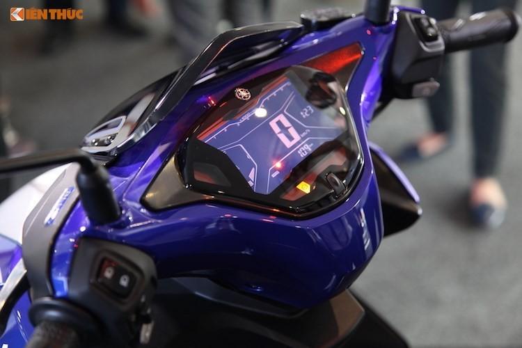 "Xe ga Yamaha NVX 155 bi khach hang Viet ""to"" day loi-Hinh-2"