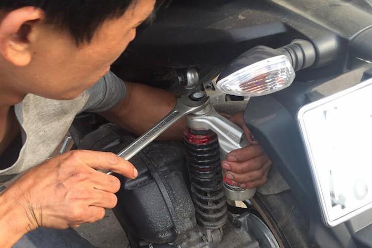 "Xe ga Yamaha NVX 155 bi khach hang Viet ""to"" day loi-Hinh-8"