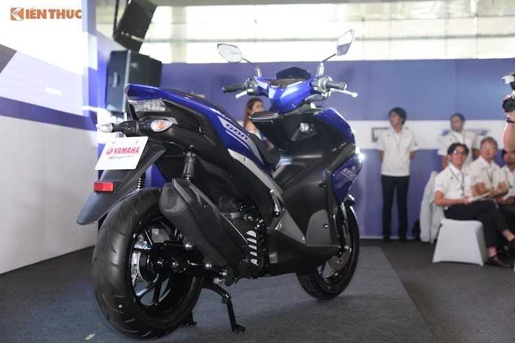 "Xe ga Yamaha NVX 155 bi khach hang Viet ""to"" day loi-Hinh-9"