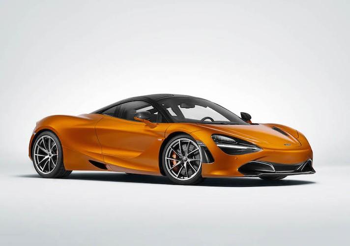 """Sieu xe McLaren 650S co """"hau due"""" 720S"""
