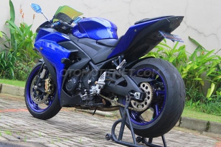 "Sportbike Yamaha R25 ""dang cap"" voi loat phu tung PKL-Hinh-3"