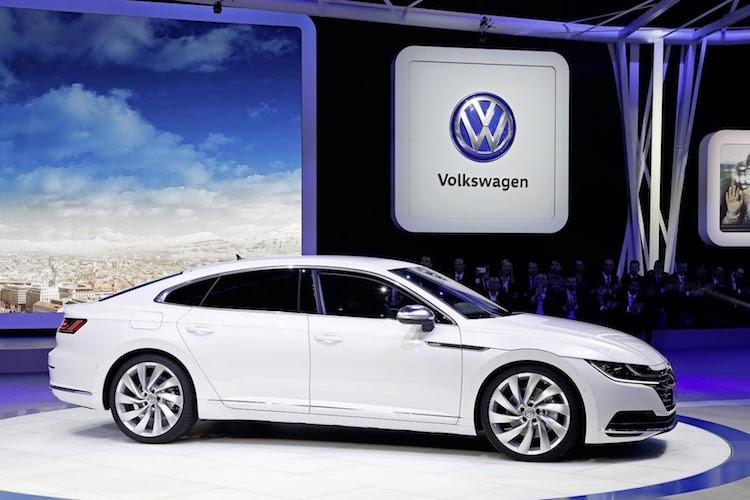 Volkswagen Arteon gia 1,12 ty