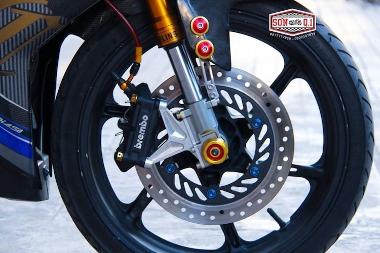 """Yamaha Exciter 150 do carbon gap N """"sieu dep"""" tai VN-Hinh-3"""
