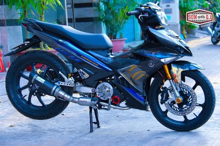 """Yamaha Exciter 150 do carbon gap N """"sieu dep"""" tai VN-Hinh-5"""