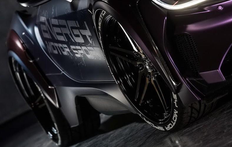 """Sieu xe BMW i8 """"sieu ngau"""" voi ban do Dark Knight-Hinh-4"""